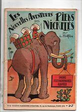 FORTON. Les Pieds Nickelés 5. Encore d'extraordinaires équipées. SPE 1950.