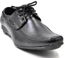 Tanggo Jesse Loafers Formal Shoes Leather Black Shoes Slip-On for Men