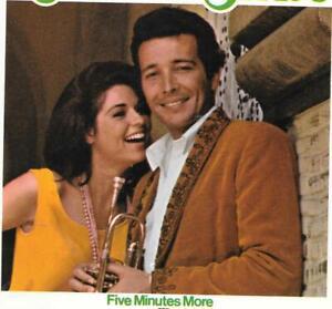 Herb Alpert & The Tijuana Brass  Five Minutes More PYE Int. NEP-44084