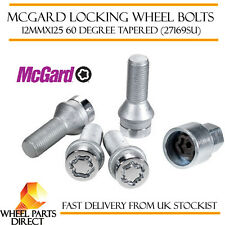McGard Locking Wheel Bolts 12x1.25 Nuts for Fiat Doblo [Mk2] 05-10