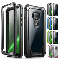 Moto G7 / G7 Plus Case | Poetic Rugged Shockproof Dual Layer Protective Cover