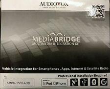 Audiovox AMBR-1500-AUD MediaBridge Multimedia Integration Kit for Audi