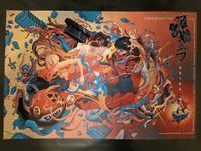 James Jean Akira variant not Mondo poster print