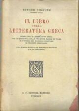 Libri vecchi dal 1940 al 1949 in greco