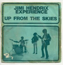 JIMI HENDRIX 7' PS Up From The Skies France RAREST Barclay 60.959