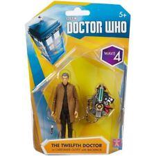 Doctor Who De vagues 4 - 12ème Docteur Gardien Vêtement avec Sac à dos 9.5cm