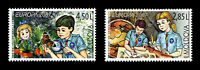 "Moldova 2007 CEPT Europa ""Scouting"" 2 MNH stamps"