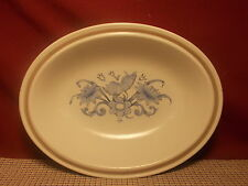 Royal Doultonn China Inspiration LS1016 Pattern Oval Vegetable Bowl