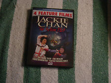 Jackie Chan: The Action Pack (DVD, 2010) 4 Feature Films
