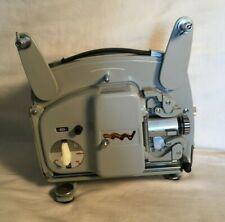 BOLEX PAILLARD 18-5 Movie Projector 8mm film 1970's Swiss Made NEW BELTS