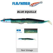 Leurre Flashmer Blue Equille 55 G - Noir Vintage (nv)