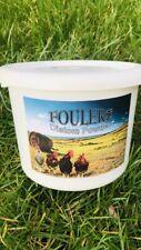 Foulers Diatom 100% Natural Poultrty Red Mite Powder 1kg Bucket