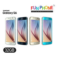 Samsung Galaxy S6 32GB - Unlocked Smartphone Choose color/size
