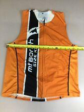 Mt Borah Teamwear Mens Tri Triathlon Top Xl Xlarge (6910-40)