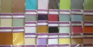 Crafter's Companion A4 Centura Pearl & Metallic Card Stock 10 Pack Pearlescent