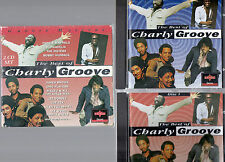 THE BEST OF CHARLY GROOVE *CURTIS MAYFIELD / JOE TEX / SLY* 2 X CD BOXSET