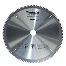 "Makita P-73097 (10""-2.3-120) Circular Saw Blade Cutting 120T kor"