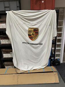 Genuine Porsche 996 997 911 Convertible Hardtop Indoor Fabric Cover USED