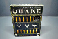 New sealed big box Ultimate Quake collection pc windows game
