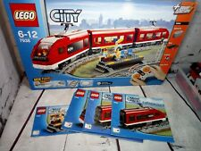 LEGO City Passenger Train 7938 in Excellent Working Condition 100% complete