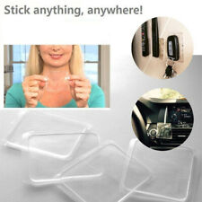 Reused Sticky Silica Gel Gripping Pad Anti-Slip Mat Household Auto Accessories