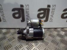 VAUXHALL AGILA S 1.0 2012 STARTER MOTOR 31100-51K2