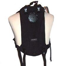 Source Hydration pack Bundeswehr 2 Litre black camping Backpack Fahrrad FEDERAL