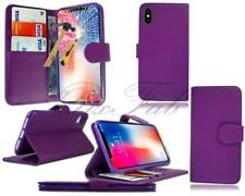 Cover e custodie viola Per iPhone X in pelle per cellulari e palmari