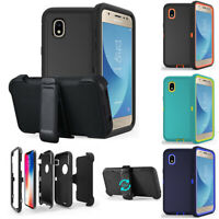 For Samsung Galaxy A10e Case Belt Clip Holster Hard Kickstand Hybrid Phone Cover