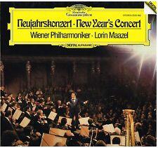 Lorin Maazel: 1980 New Year Concert (Concerto Di Capodanno) - LP Deutsche Grammo
