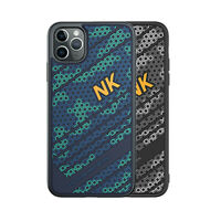 Nillkin Striker,Sports Style 3D Simple Texture Case Cover For iPhone 11 Pro