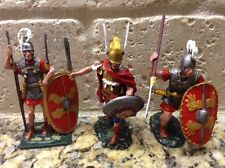 Toy Soldiers 3 Metal 60mm Romans