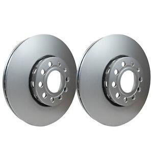 Front Brake Discs 288mm 53942PRO fits Audi A4 8D2, B5 1.8 T 2.6 1.8 T quattro