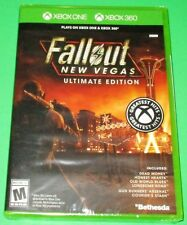 Fallout: New Vegas -- Ultimate Edition Xbox One + Xbox 360! *New *Free Ship!