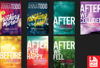 After Series (1-7) by Anna Todd (e*Book) P D F ⚡⚡FAST DELIVERY⚡⚡
