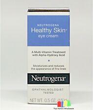 Neutrogena Healthy Skin Eye Cream 0.5 oz