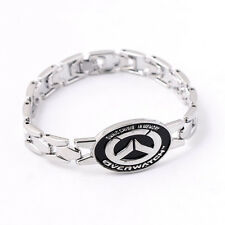 New Alloy Game Overwatch Logo Metal Bracelet Bangles Jewelry Gift