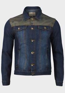 BNWT Mens High Quality Denim Jackets - SIZE S M L XL