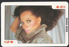 Dandy Gum Card - Rock'n Bubblegum Card - Singer - Diana Ross