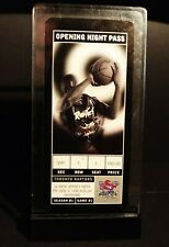 Toronto Raptors VIP Commemorative Opening Night Pass 1995 W/ Stand!