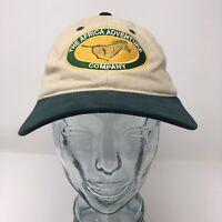 Sportsman The Africa Adventure Company Baseball Cap Hat Zebra Logo Cotton OSFM