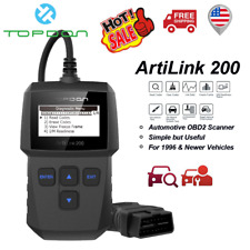 SALE! OBD2 EOBD Car Fault Code Reader Scanner Engine Auto Diagnostic Reset Tool