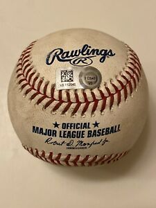 MLB Authenticated - Mike Moustakas vs. Jose Quintana In MLB Historic Game!!
