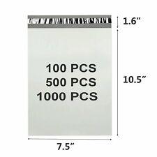 100 1000 Pcs 75x105 Poly Mailers Shipping Envelopes Self Sealing Bag 25 Mil