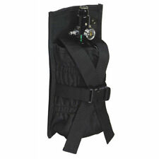 Tippmann Paintball MOLLE Vest Tank Holder Black Pouch T399027