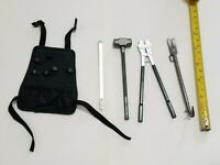 """1/6 Scale SWAT Assualter Hardware Tools Set For 12"""" Action Figure"""