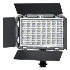 Vibesta verata 160 LED luz diurna on Camera cabeza luz 5600k DSLR 160 LEDs