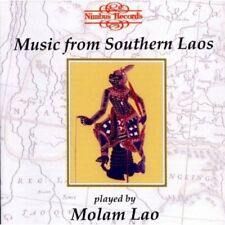 Molam Lao - Music from South Laos [New CD]