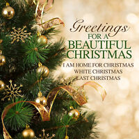 CD Greetings For A Beautiful Christmas von Unlimited Sound Orchestra