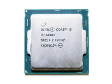 Intel Core i5-6600T Quad Core 2.7GHz 6MB LGA1151 CPU Processor SR2L9